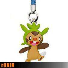 CHESPIN - Pokemon XY Netsuke Mascot Charm Keychain portachiavi TAKARA TOMY