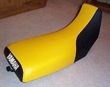 Yamaha Tri-Z 250 Logo Yellow Top Seat Cover #nl83log105