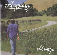 """Neil Young """"Old Ways"""" Import"""
