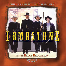 Tombstone - 2 x CD Complete Score - Limited Edition - Bruce Broughton