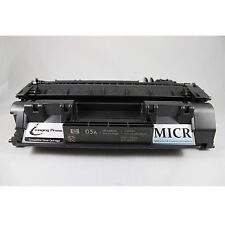 ImagingPress HP CE505A, 05A MICR Secure Toner Cartridge for check printing
