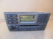 JAGUAR X TYPE X-Type Radio Stereo Cd player 1x43 CODICE ORIGINALE 1x43-18b876-ac +