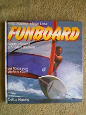 Funboard Windsurfen - Surfen Board Rigg Technik Regatta Speedboards