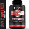 T-RX Labs Estrogen Blocker PCT Post Cycle Therapy Testosterone Booster