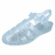 Sandalias y chanclas de mujer de color principal gris sintético talla 38