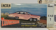 THUNDERBIRDS : FAB 1 MODEL KIT MADE BY LINCOLN INTERNATIONAL (MN)