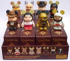 Set of 8 Indiana Jones Raiders of the Lost Ark Walt Disney Vinylmation Chaser*