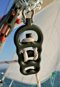 Wichard Gyb'Easy boom brake comp.with specially designed Gyb'flex line & shackle