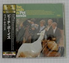 THE BEACH BOYS - Pet Sounds JAPAN SHM CD NEU RAR! TOCP-95009