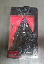 "Darth Vader Emperor's Wrath STAR WARS The Black Series 6"" Figure AUTHENTIC"