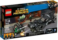 LEGO DC Super Heroes Kryptonite Interception 76045 (New and sealed, retired)