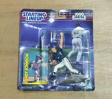 Randy Johnson - Houston Astros - Starting Lineup 1999 MLB Baseball Figure