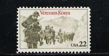 ESTADOS UNIDOS/USA 1985 MNH SC.2152 Veterans Korea
