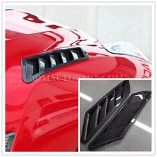 Carbon Fiber Car Front Engine Cover Cap Trim Fit for Nissan GT-R R35 GTR 2008-15
