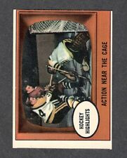 1961-62 M. BALFOUR & F. FLAMAN IA #21 NM Topps ** Chicago's MILLION $$ Line Card