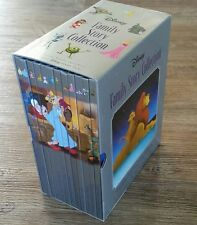 DISNEY FAMILY STORY COLLECTION Boxed Set 12 Hardcover Books Fables for Life