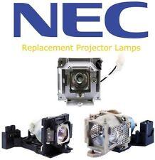 Lámparas y componentes de proyectores NEC