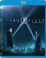 X-Files: The Complete Season 1 - 6 DISC SET (2015, REGION A Blu-ray New)