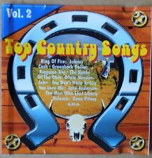 Top Country Songs Vol.2 - Kristoffersen / Coolidge, R. Miller, P. Page u.a. - CD
