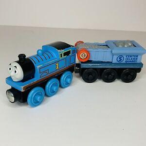 Thomas The Tank Engine Wooden Magnetic Engine w/Conveyor Belt Railway Train Car