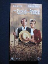 For Richer or Poorer Tim Allen (Actor), Kirstie Alley [VHS]