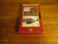 Algoma Central Tour Trains  - VHS - Rail Innovations