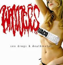 WACO JESUS - Sex,Drugs And Deathmetal Re-Press Torsofuck Cliteater Devourment