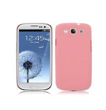 Funda rígida, funda rosa para Samsung Galaxy s3 GT i9300 Slim, funda protectora tipo bumper, protección