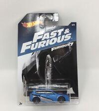 "Hot Wheels Fast & Furious ""The Fast And The Furious"" Subaru WRX STI 8/8 Car"