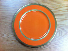 "William Yeoward Avington Orange 13.5"" Charger Plate"