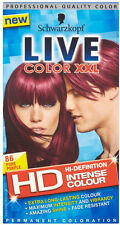 SCHWARZKOPF LIVE COLOR XXL PURE PURPLE 86