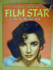 Elizabeth Taylor on Front Cover: The New Film Star Album