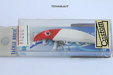 Tackle House Quay PAPOOSE RED HEAD AMO GIAPPONESE jerkbait