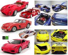Mattel Auto-& Verkehrsmodelle mit Sportwagen-Fahrzeugtyp für Ferrari