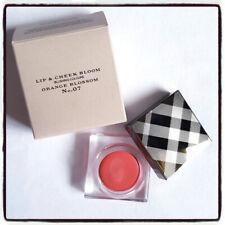 BURBERRY Lip & Cheek Bloom #07 ORANGE BLOSSOM 3.5g RRP £25 FREE POSTAGE