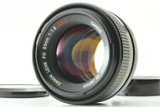 【MINT】 Canon FD 55mm F/1.2 S.S.C. SSC FD Mount MF Lens From JAPAN #425