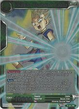 Saiyan Teamwork Cabba - P-041 PR - Foil Promo Card - Dragon Ball Super Card Game
