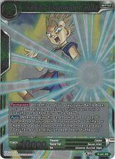 Dragon Ball Super: Saiyan Teamwork Cabba - P-041 PR - Promo Card - Green, Battle