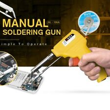 60w Electric Soldering Gun Recently Arrived Nl 106a Manual110V - Free Shipping