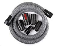 WORKSHOP Wet/Dry Vacs WS17823A 1-7/8-Inch x 10-Feet Contractor Shop Vacuum Hose