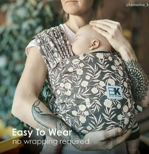Baby K'tan Original Baby Wrap Carrier, Infant and Child Sling - Simple Pre...