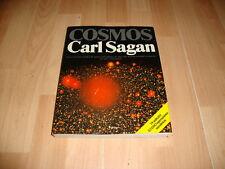 COSMOS DE CARL SAGAN LIBRO 7ª SEPTIMA EDICION DE EDITORIAL PLANETA DEL AÑO 1983