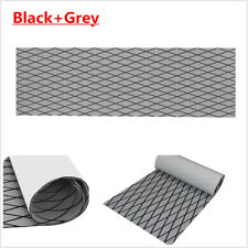 EVA Foam Boat Decking Marine Flooring Teak Mat Carpet Yacht Sheet BLK+GREY COLOR