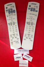Bose Remote Control RC28S2 & RC28T[these are ZONE 1 & 2 for AV28 M/Center