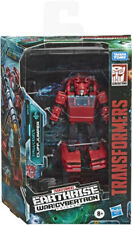Transformers Earthrise War for Cybertron Deluxe Cliffjumper