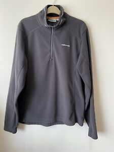Mens Craghoppers Fleece Top Grey size Medium