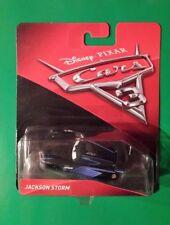NOVITA' CARS 3 Disney pixar JACKSON STORM nr.20 2017 RARO mattel 1/55 maclama