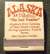 Matchbook - Alaska Real Estate OR Skaggs Anchorage AK FULL totem