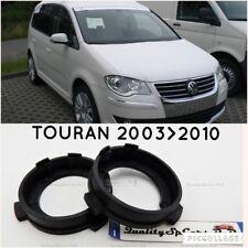 X2 ADATTATORI Kit LED H7 Volkswagen TOURAN 2003>10 BLOCCAGGIO Porta lampada 1T1