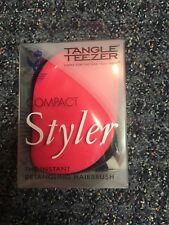 Tangle Teezer Compact Styler Detangling Hairbrush Red